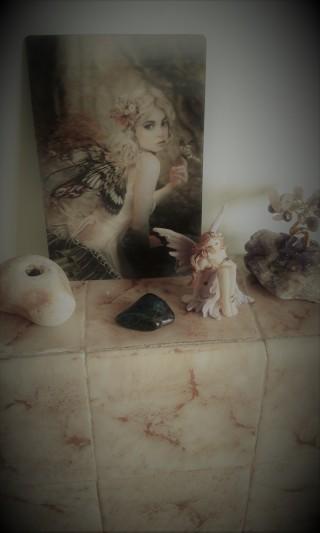 faery altar